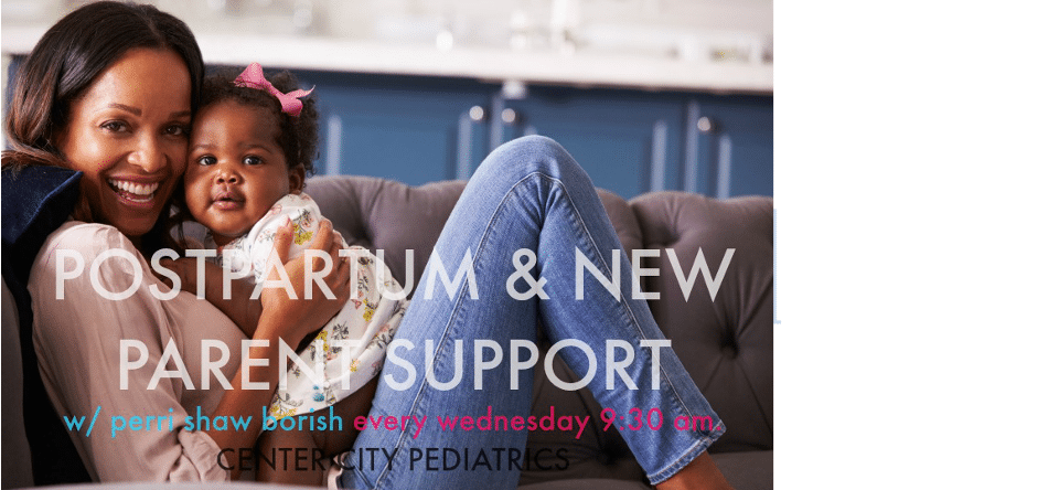 Postpartum and New Parent Support