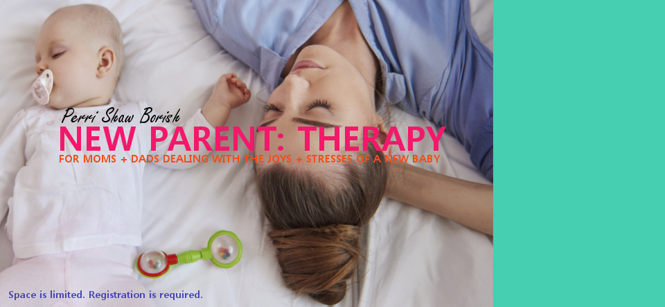 New Parent: Therapy