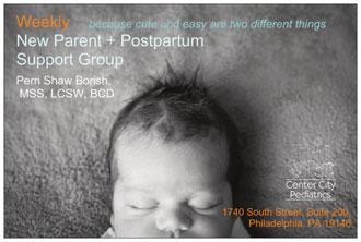 postpartum philadelphia