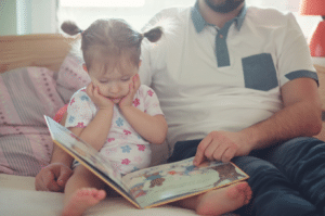 All You Need Is A Book: The Importance of Reading to Your Child