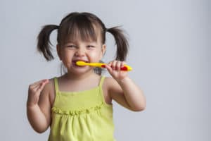 dental hygiene for kids