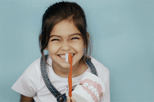 preventing cavities for kids