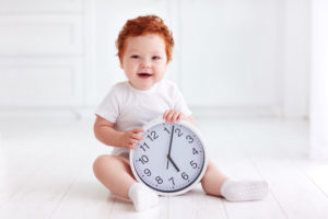 Daylight Saving Time Tips for Babies & Kids