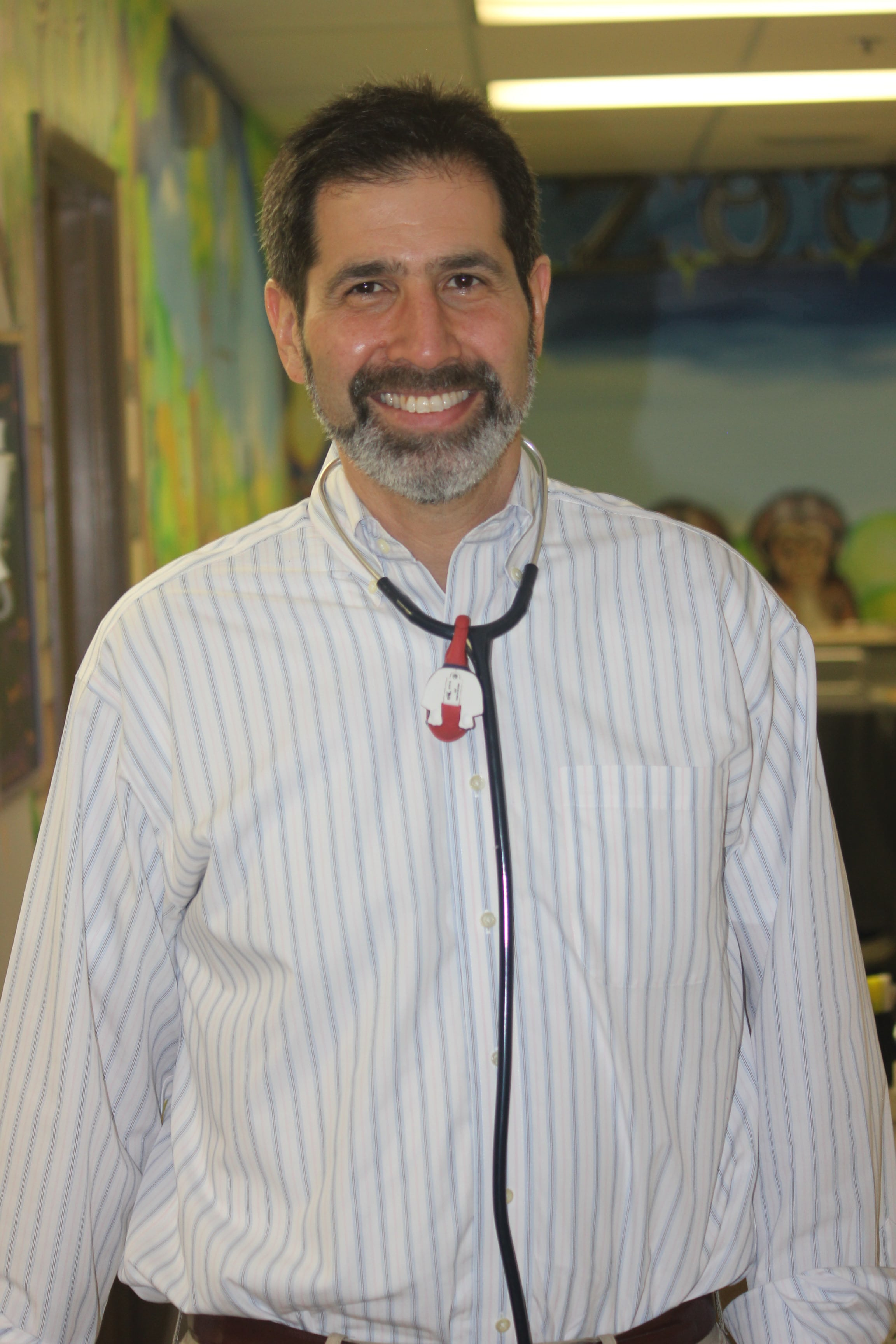 Dr. Eric Berger